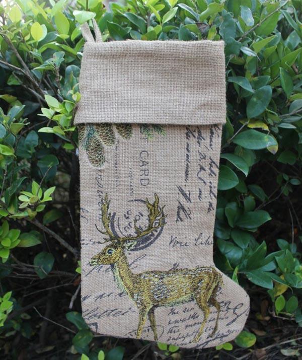 calcetines-de-navidad-hecho-con-un-saco
