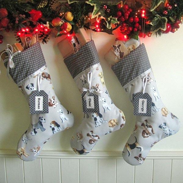 calcetines-de-navidad-perros-estampados