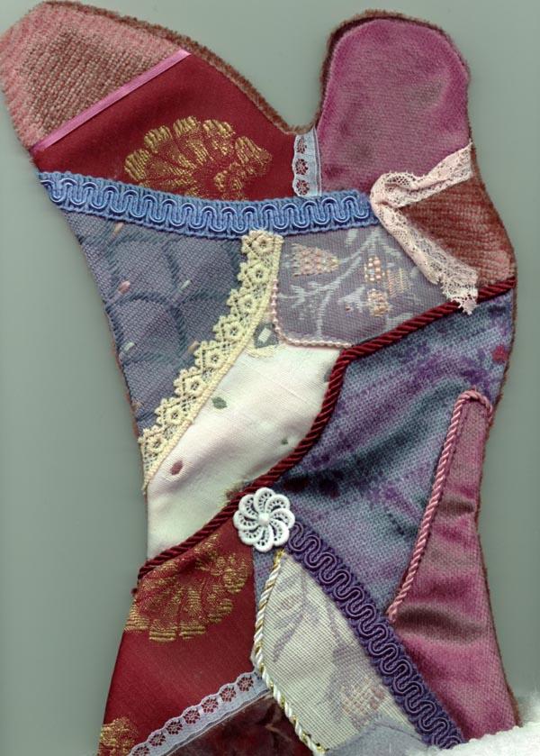 calcetines-de-navidad-reciclados