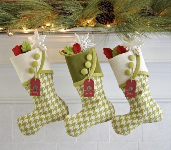 calcetines-de-navidad-verdes