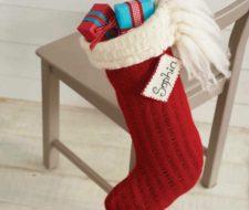 Fotos de Calcetines de Navidad 2017 para decoración navideña