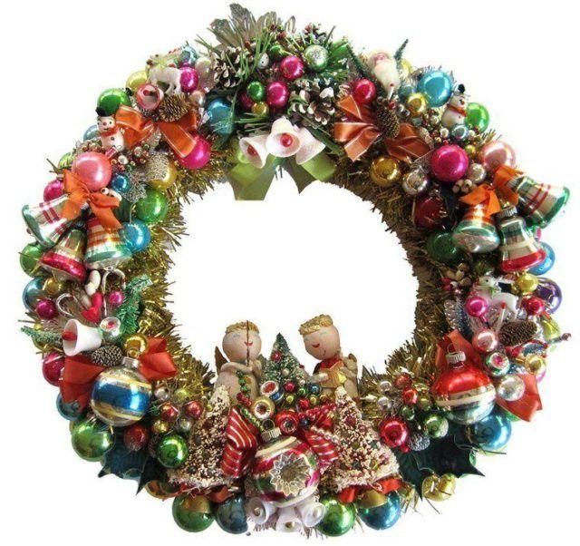coronas-de-navidad-adornos-colores
