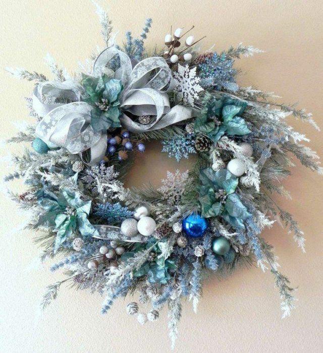 coronas-de-navidad-color-azul