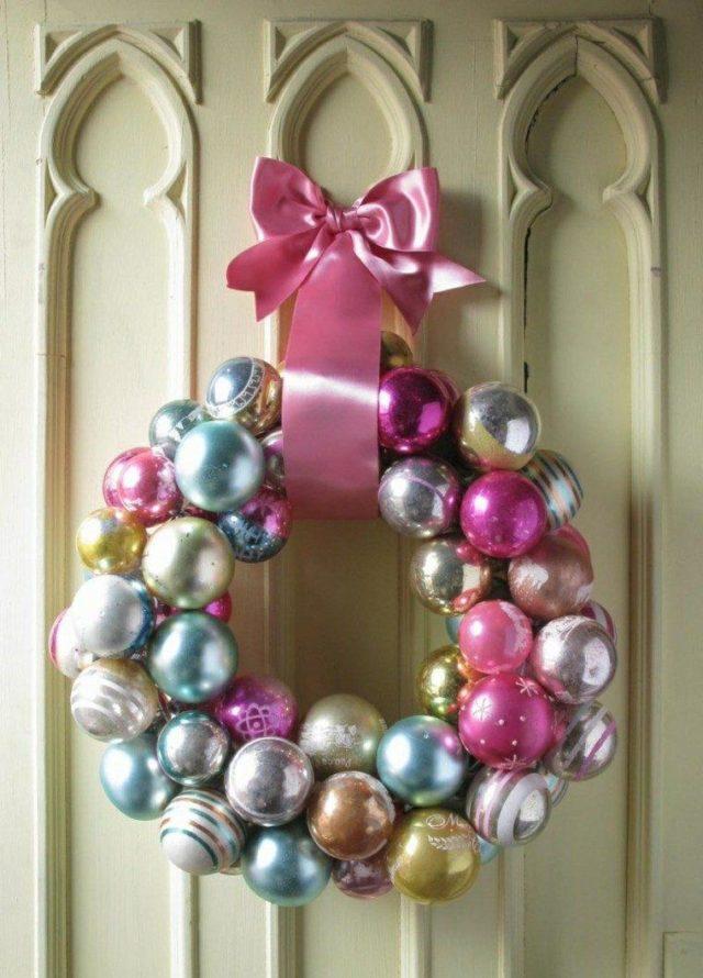 coronas-de-navidad-colores-rosa