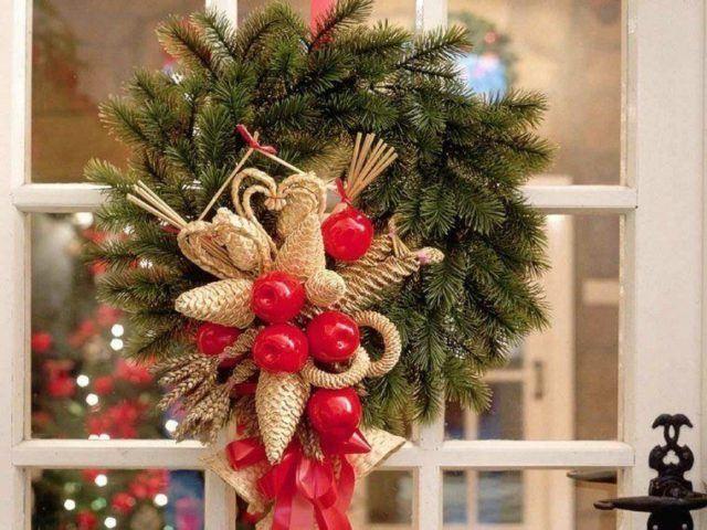 coronas-de-navidad-guirnalda-pino