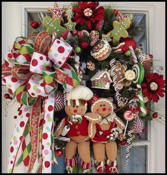 coronas-de-navidad-munecos-colores