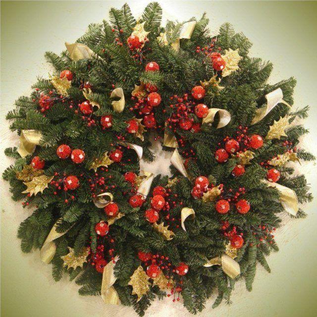 coronas-de-navidad-navidenas