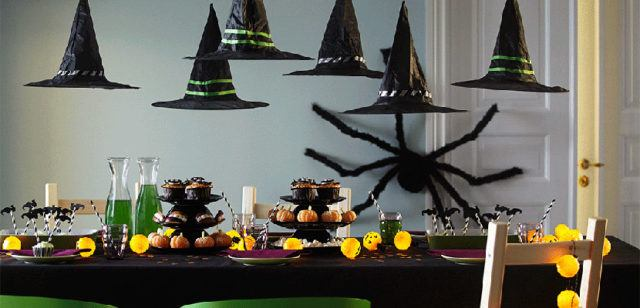 decorar-salon-halloween
