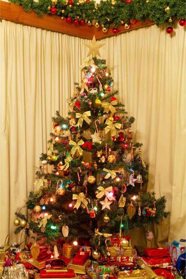 lazos-navidad-dorado
