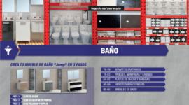 Catálogo de baño Brico Depot 2017