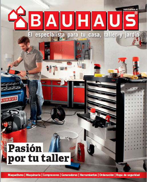 Catálogo Bauhaus: Especial Taller 2017