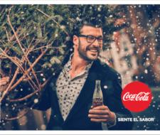 Los Ayudantes de la Navidad con Coca-Cola