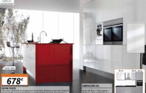 Catálogo de cocinas de Bricomart