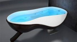 SPAcer, una bañera plegable