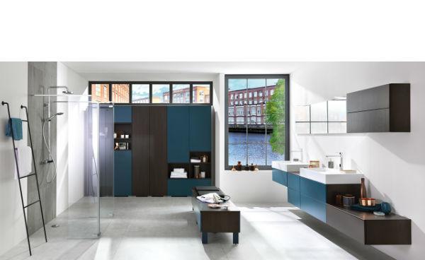 bano-moderno-azul