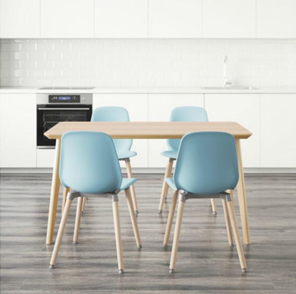 Más de 50 fotos de cocinas azules: decoración, muebles y electrodomésticos