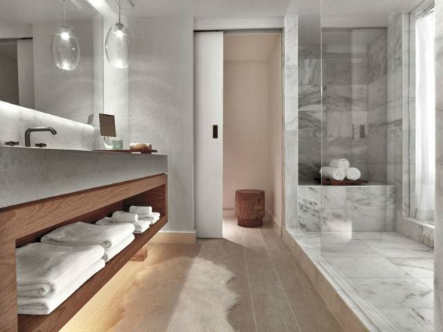de 50 fotos con ideas de baños minimalistas