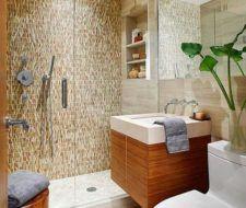 Fotos de Baños Pequeños Modernos con ducha 2018 | Ideas para decorar un baño