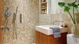 Fotos de Baños Pequeños Modernos con ducha 2018   Ideas para decorar un baño
