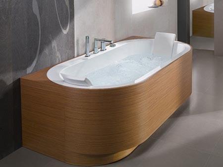 30 fotos con diseños de baños con bañera - EspacioHogar.com