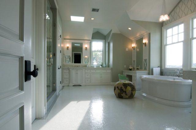 Más de 25 fotos con ideas de baños grandes - EspacioHogar.com