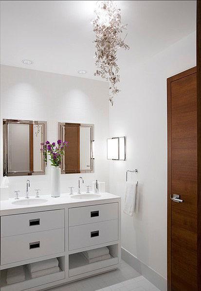 M s de 50 fotos con ideas de ba os sencillos for Bathroom decor quiz