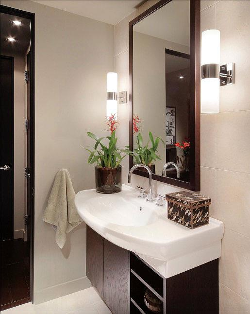 Más de 50 fotos con ideas de baños sencillos - EspacioHogar.com