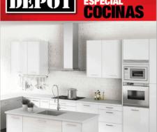 De 300 fotos cocinas modernas 2017 ideas para decorar - Cocinas brico depot 2017 ...