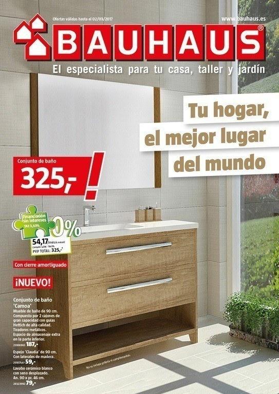 Mueble muebles de ba o bauhaus las mejores ideas e for Muebles zapateros bauhaus