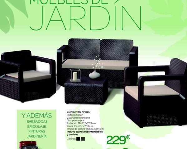 Catalogo Carrefour Muebles De Jardin Junio 2019 Espaciohogar Com