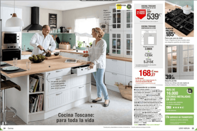 Leroy merlin cocinas 2018 inspiraci n y ofertas - Catalogo azulejos leroy merlin ...