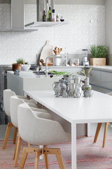 M s de 25 dise os de cocinas office - Decorar office cocina ...