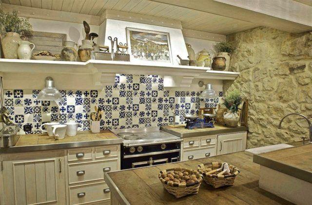 cocinas-empotradas-grandes-de-madera-vintage