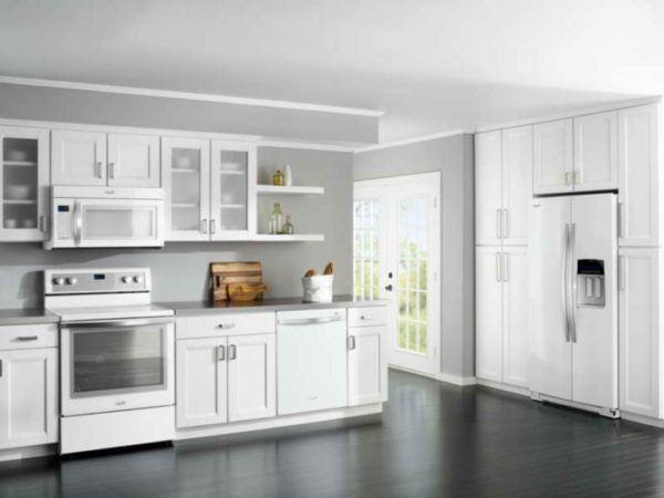 M s de 50 fotos con ideas de cocinas grises for Muebles de cocina basicos