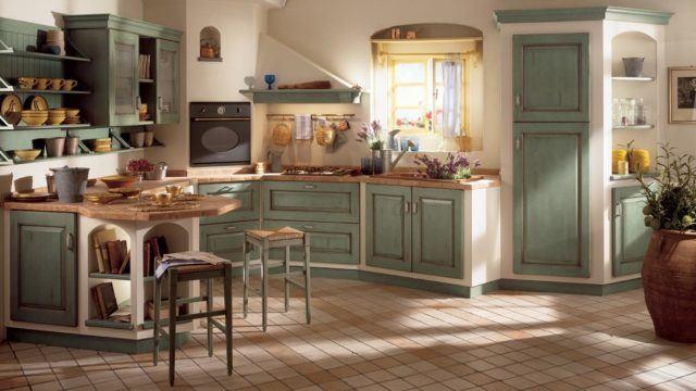Más de 25 fotos de cocinas italianas - EspacioHogar.com