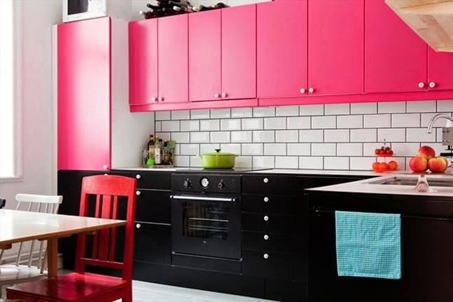 cocinas-negras-y-rosa