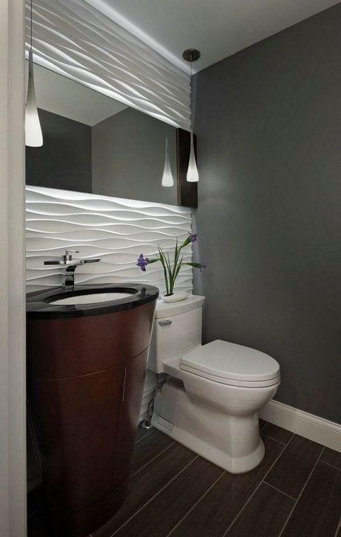 Colores para cuartos de ba o peque os 2019 for Banos modernos para apartamentos