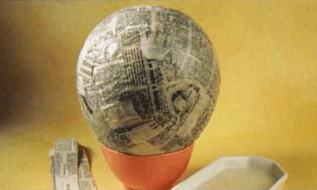 como-hacer-pinatas-caseras-globo
