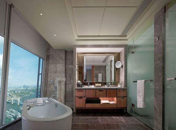 Fotos con dise os de ba os de lujo for Hoteles de lujo fotos