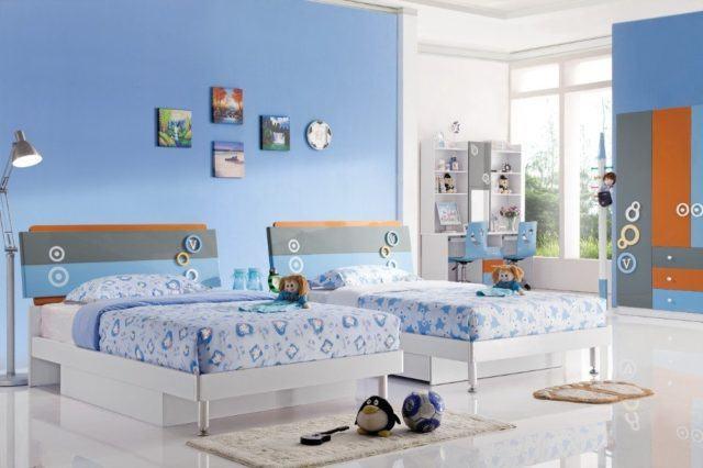 Decoracion de cuartos mixtos infantiles - Ideas dormitorios infantiles ...