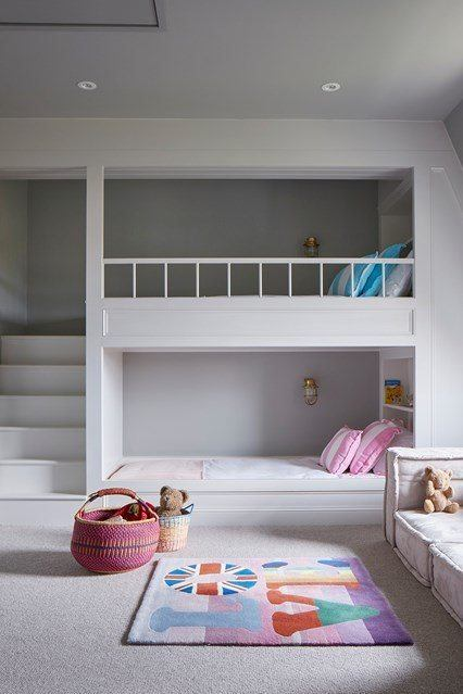 M s de 20 ideas de dormitorios infantiles 2018 for Children s bedroom ideas
