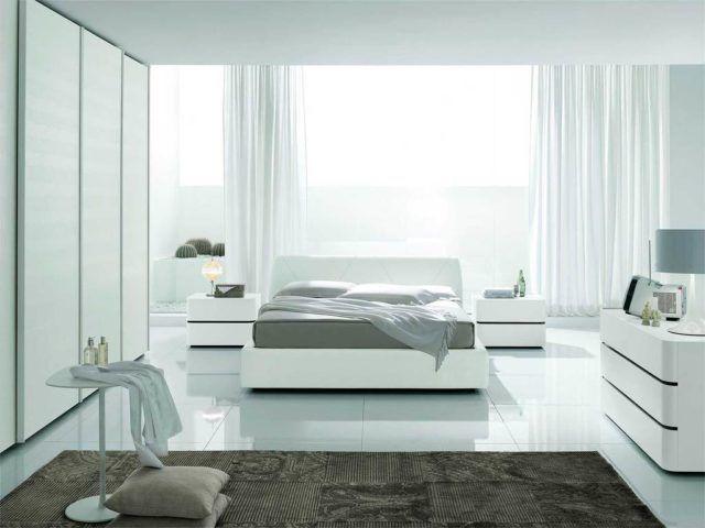 M s de 40 ideas de dormitorios de matrimonio 2018 - Habitaciones en blanco ...