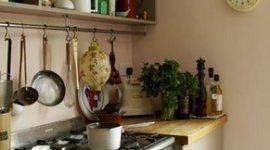 5 consejos de decoración para cocinas estrechas