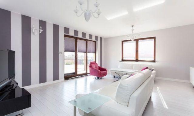 Los colores de moda para la casa en 2018 for Paredes pintadas de gris