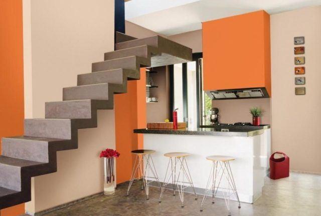 Los colores de moda para la casa en 2018 for Colores claros para pintar una casa
