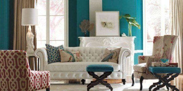 Los colores de moda para la casa en 2018 for Colores de moda para pintar el salon