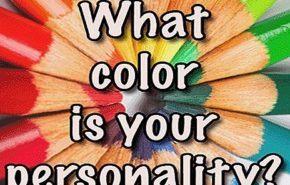 Colores y Personalidad