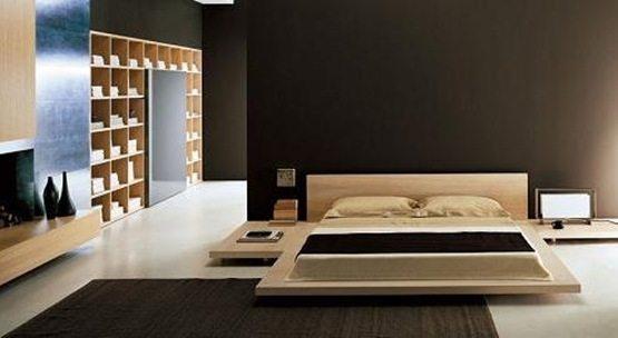 M s de 20 fotos de dormitorios minimalistas para for Recamaras minimalistas
