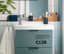 Catálogo de Baños IKEA mayo 2017