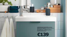 Catálogo de Baños IKEA 2017